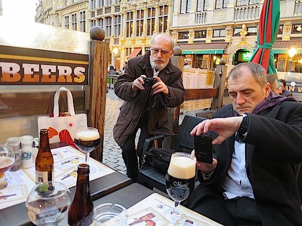 Grand Place: ne zaboravi poslikati prije nego što nazdraviš pivom nezaboravna okusa! (Fotografija Božica Brkan / Oblizeki)