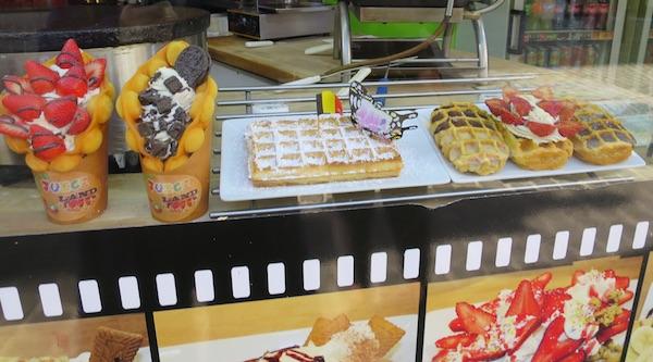 Svaka slastičarnica-pekarnica ima svoj stil (Fotografija Božica Brkan / Oblizeki)