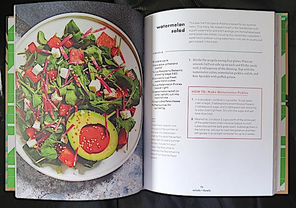 Salata od lubenice i avokada (Presnimljeno iz knjige Avocaderia)