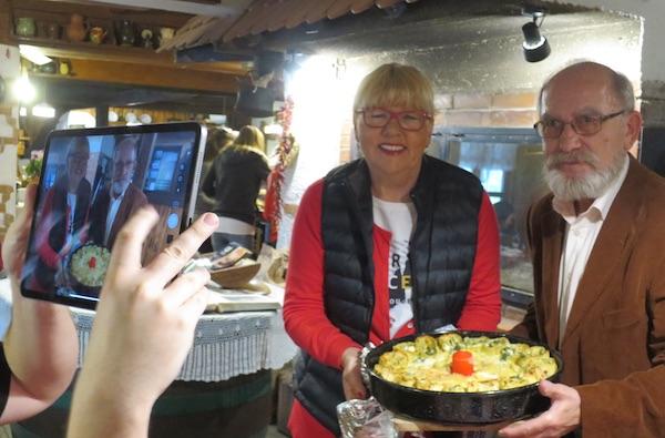 I Dobrilina slana torta lako može na Moslavački stol (Fotografija Božica Brkan / Oblizeki)