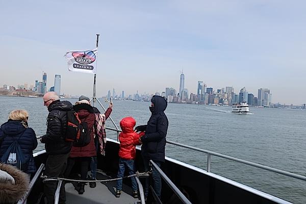 A sad pravo - Manhattan (Fotografija Božica Brkan / Oblizeki)