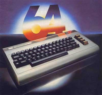 El Commodore 64