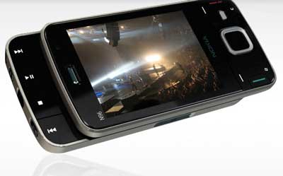 El nuevo Nokia N96