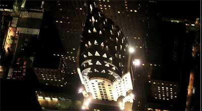 Captura de un fotograma del vídeo Reverie, de Vincent Laforet