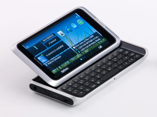 Foto del nuevo Nokia E7