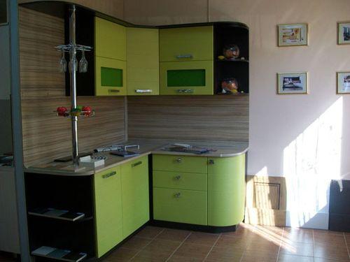 Как подобрать обои под цвет кухни с оранжевым, белым ...