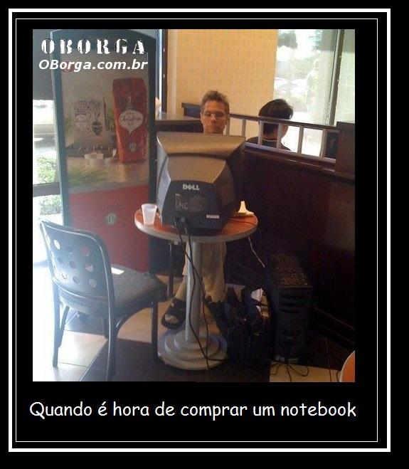 Notebook Fail