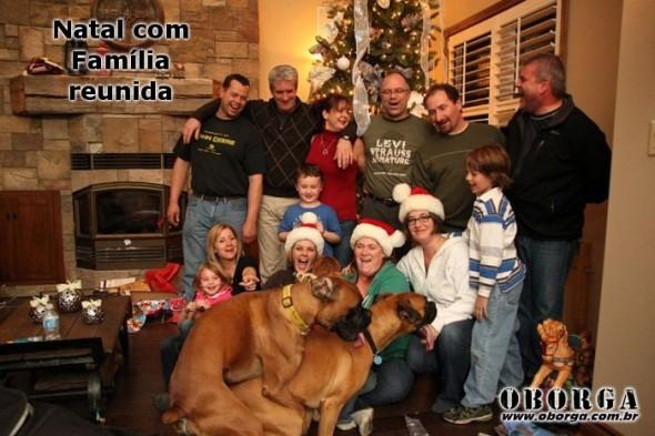 Foto em Familia