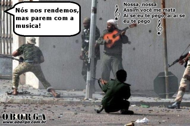 Guerra com Musica