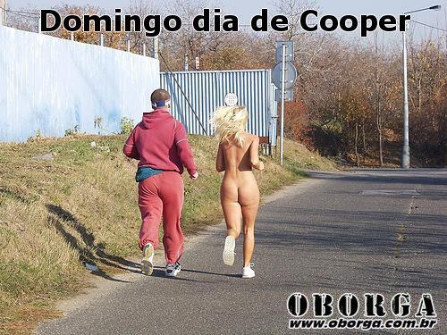 Com o Cooper feito