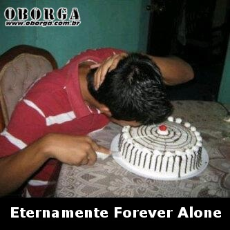 Eterno Forever Alone