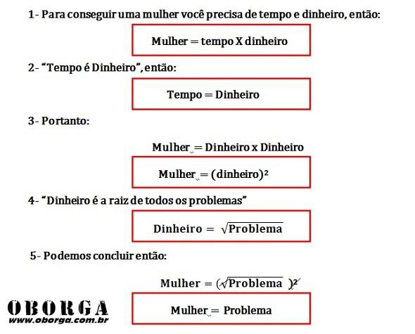 Matematica Pura - Mulher