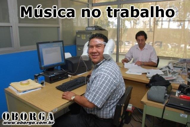 Música no trabalho