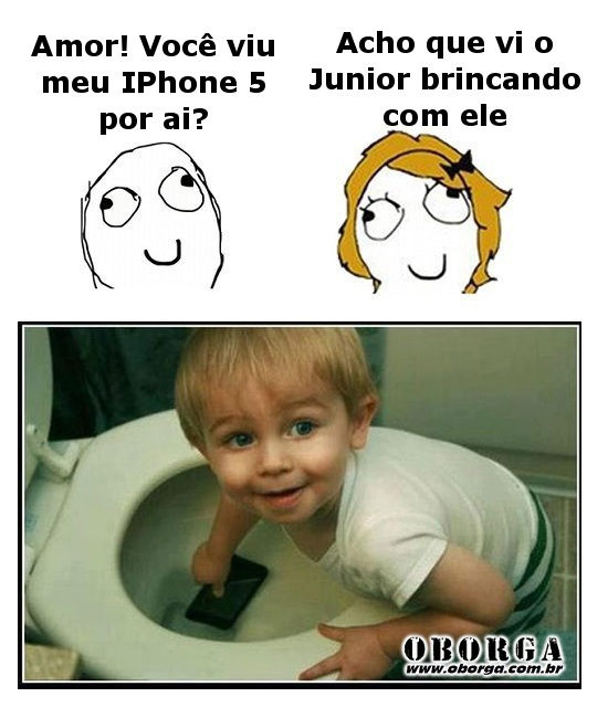 Cadê meu IPhone?