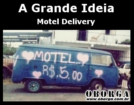 Motel Delivery