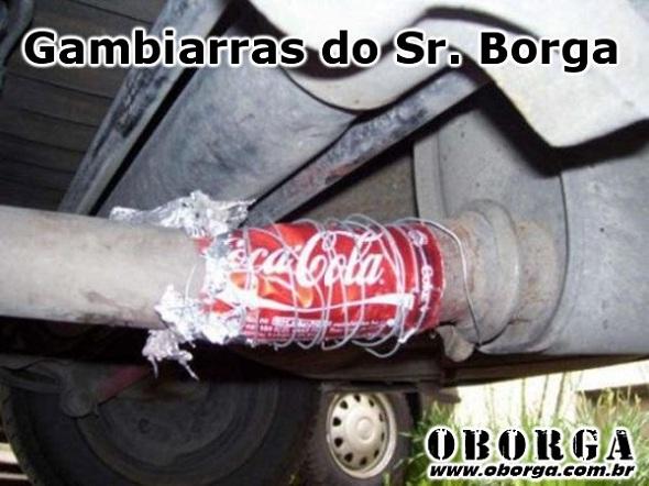 Gambiarras do Sr. Borga