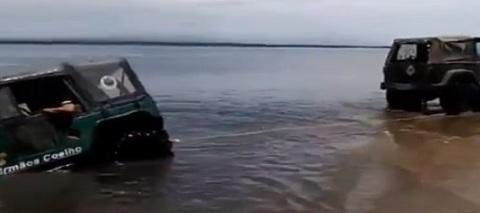Como NÃO desatolar um Jeep