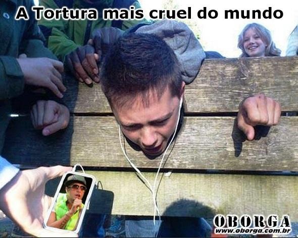 A Pior Tortura do Mundo