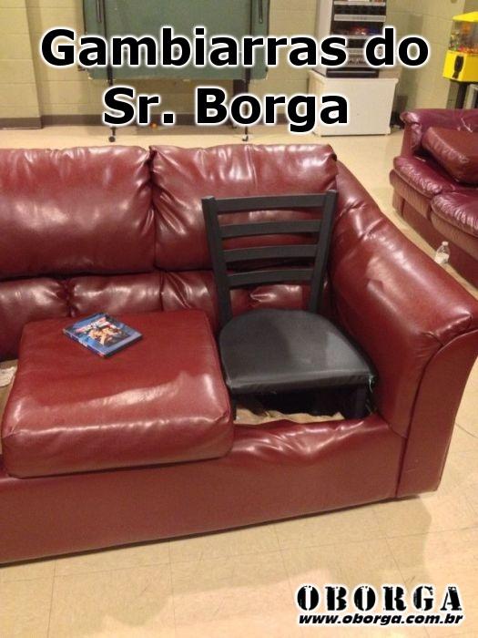Gambiarras do Sr. Borga #39