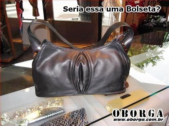 Novo modelo de bolsa feminina