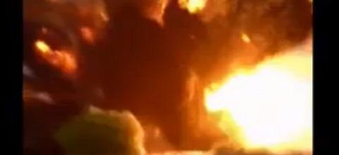Explosão em fabrica no Texas