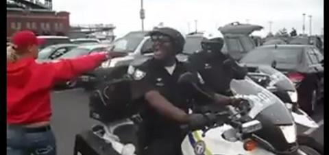 Policiais Americanos são mais legais
