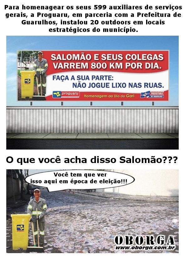 Uma cidade chamada Guarulhos