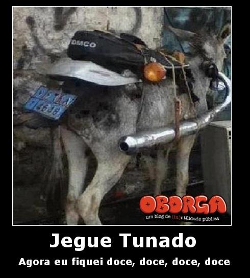 Jegue Tunado