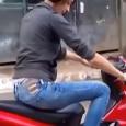 A Gatinha do Scooter