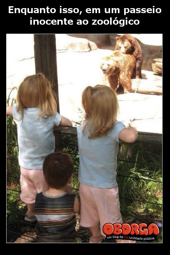 FAIL na foto #44 - Passeio ao Zoologico