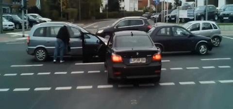 Um idiota com uma BMW