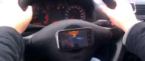 A Melhor maneira de encarar o trânsito