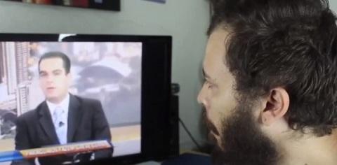 Jornalista é demitido de telejornal após criticas ao governo