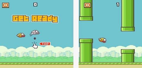 Pra quem acha Flappy Bird difícil