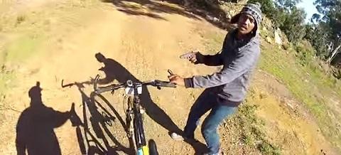 Ladrao De Bike