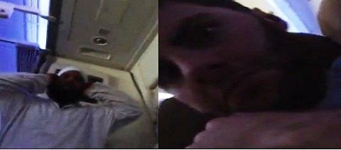 A coisa mais doida que pode acontecer no seu voo