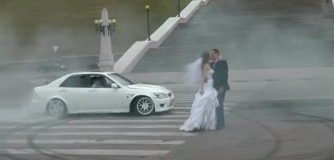 Drift e Casamento, será que as duas coisas combinam?