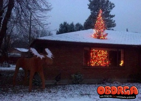 Arvore Natal FAIL