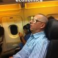 Enquanto isso, na classe econômica