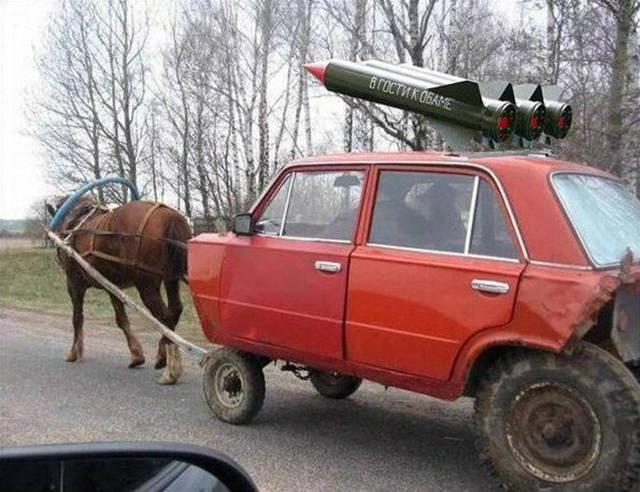 Enquanto Isso na Russia - 04