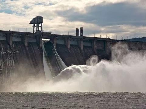 barragem de Krasnoyarsk
