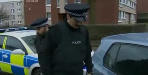 A melhor blitz policial de todos os tempos