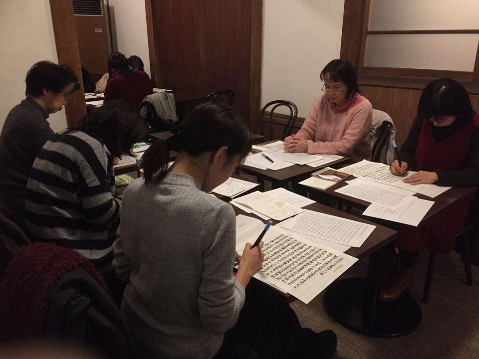 松江お坊さんカフェ 2016年12月の部