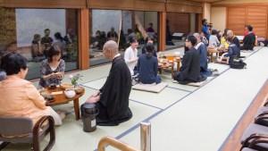 松江お坊さんカフェ