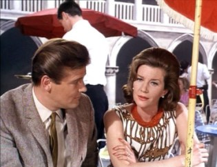Image result for lois maxwell and roger moore