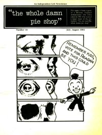 """the whole damn pie shop"" No. 10 page 1"
