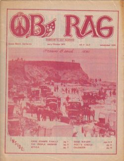 OB Rag - Vol. 4 No. 3 - early October 1973