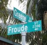 Greene and Froude, Ocean Beach