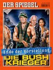 Cover of Der Spiegel