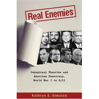Real Enemies cover